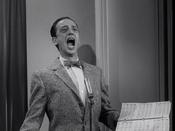 Barney and Choir glen cripe