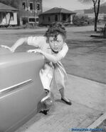 Betty lynn behind scenes