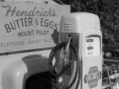 Invisible Beau hendricks truck
