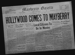 Mayberry Goes Hollywood (105)