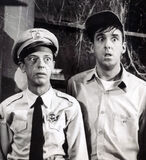 Don Knotts Jim Nabors Andy Griffith Show Haunted House behind scenes