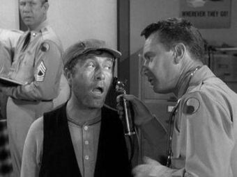 Ernest T. Bass Joins the Army | Mayberry Wiki | Fandom