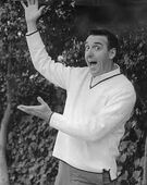 Jim Nabors Waving