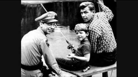 Andy Griffith sings TV Show Theme Song