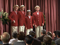 S7E3 The Barbershop Quartet