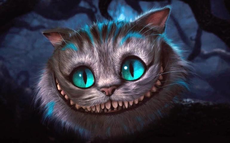 Кот мамба чеширский