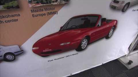 Mazda history