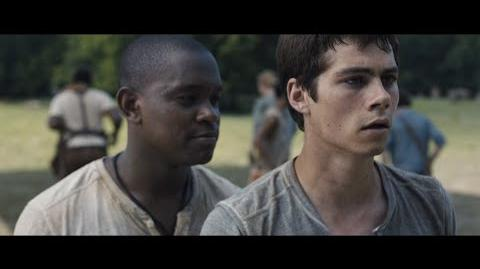 Gcheung28/New Maze Runner Trailer from Comic-Con