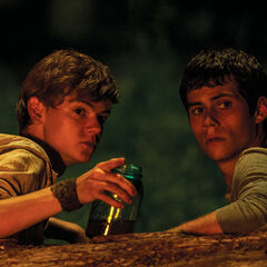 Thomas y Newt