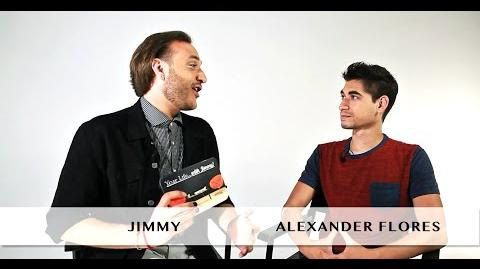 "YLWJ Alexander Flores drops by to Talk ""Maze Runner The Scorch Trials"" and more!"