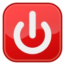 Shutdown button