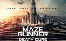 Maze Runner The Death Cure en