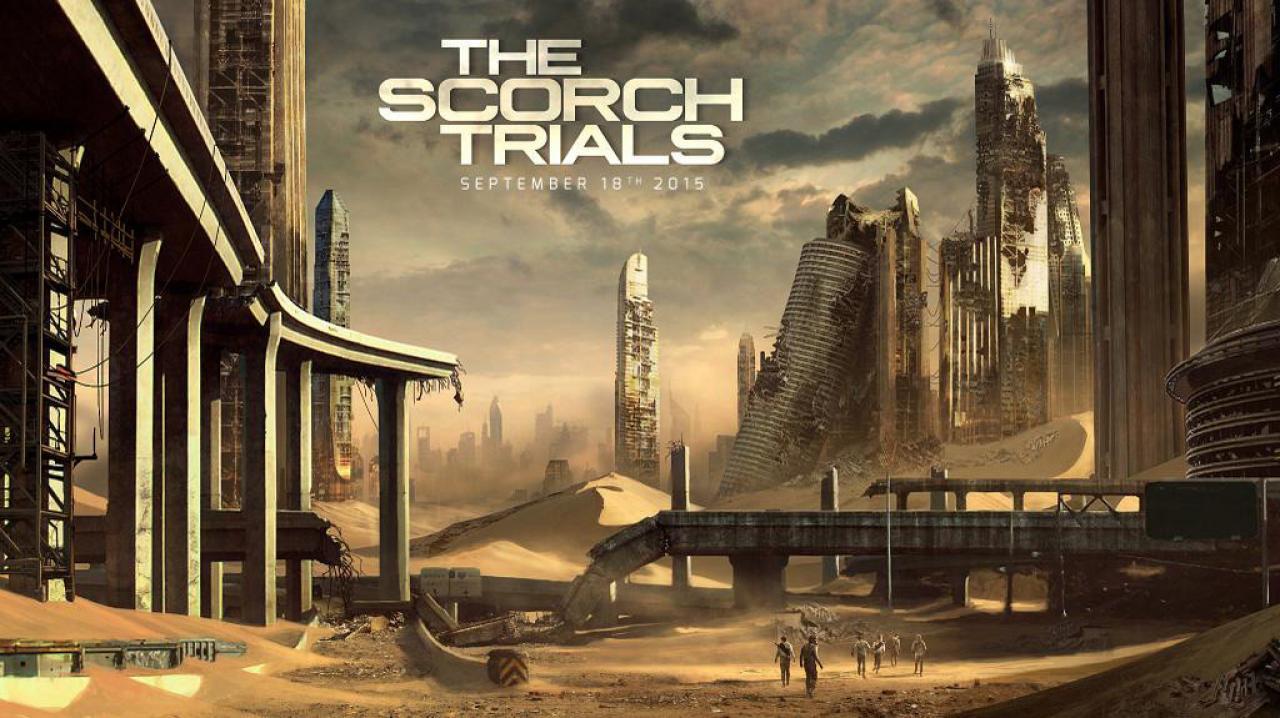 Imagen - The-Scorch-Trials.jpg | Wiki Maze Runner | FANDOM powered ...