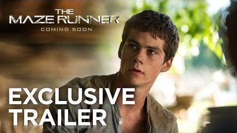 Gcheung28/First Maze Runner Trailer Released