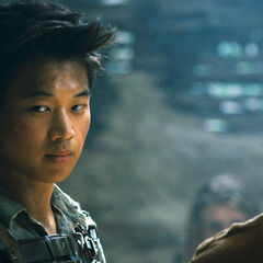 Minho | The Maze Runner Wiki | FANDOM powered by Wikia