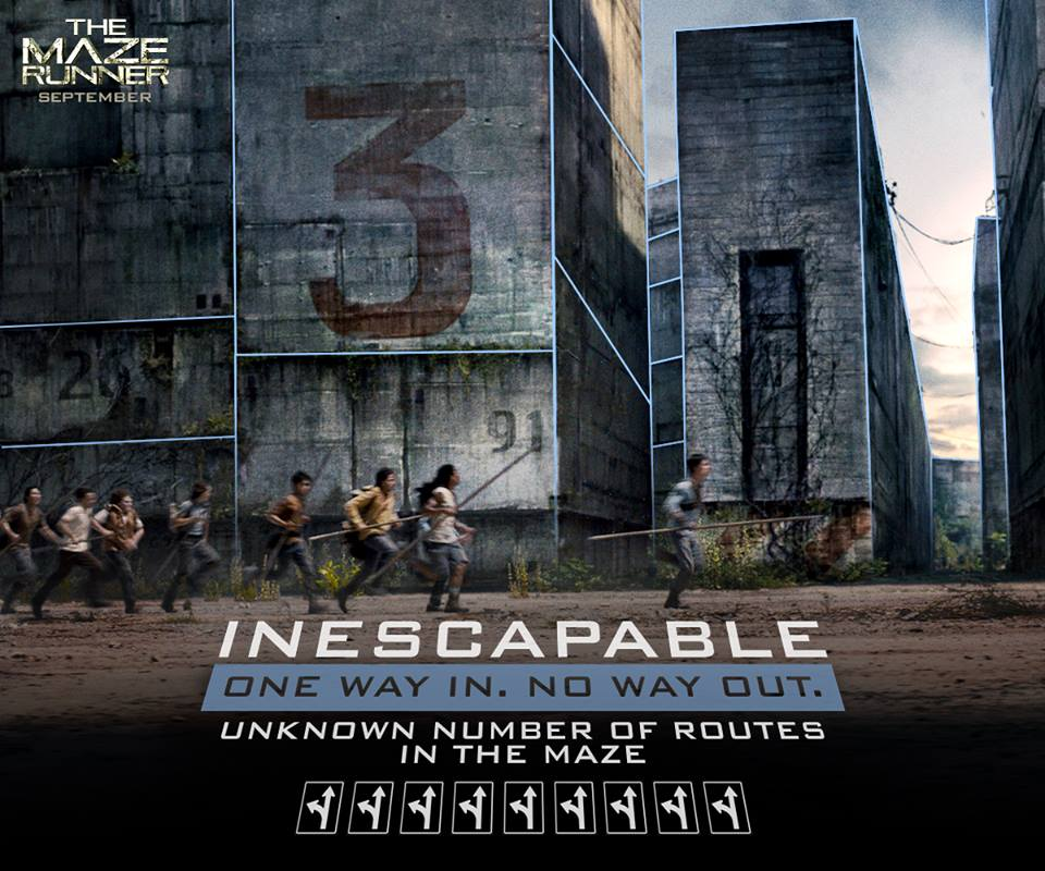 The maze runner film the maze runner wiki fandom powered by wikia inescapable fandeluxe Images