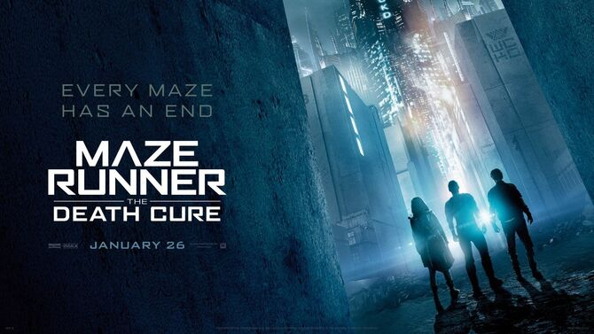 Image result for Maze Runner: The Death Cure