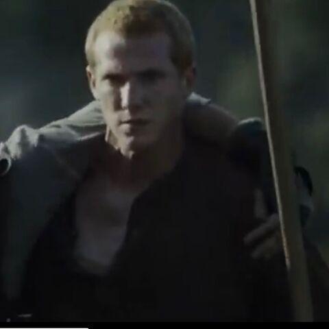 Alec in The Maze Runner