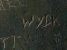 Wyck name