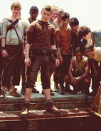 Gladers Gally