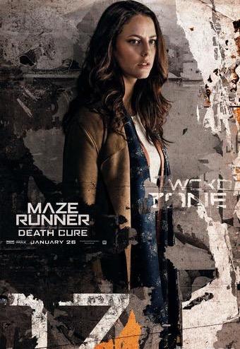Teresa Maze Runner