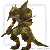 Troglodon Warrior