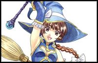 Magic f