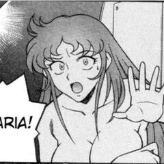 Maria inside Grogos G5