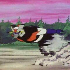 Naruto running, because time paradox