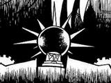 Bulb-Headed Mechnical Beast
