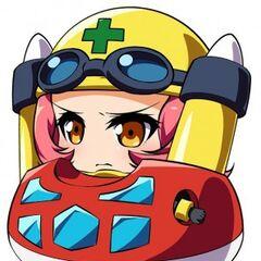 Get-chan 3 Sprite