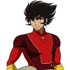 Koji Kabuto in Infinity suit