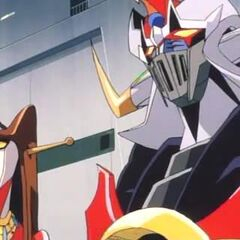 Mazinkaiser and Venus
