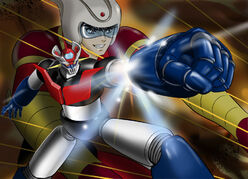 Mazinger z and koji by ieko2011-d3jlzy4