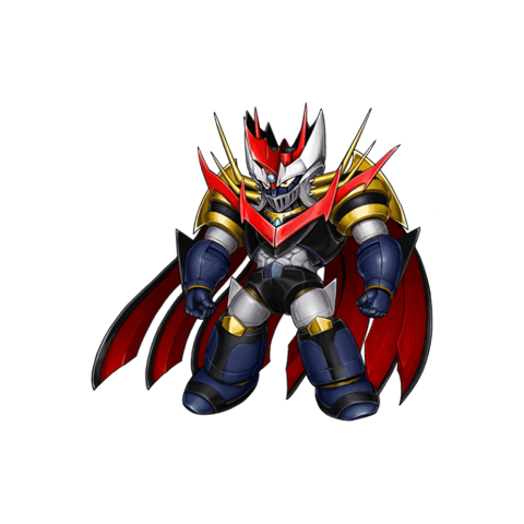 Mazin Emperor G's in-game sprite