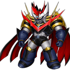 Mazin Emperor G's in-game sprite