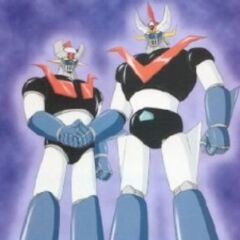 Mazinger Z and Great Mazinger