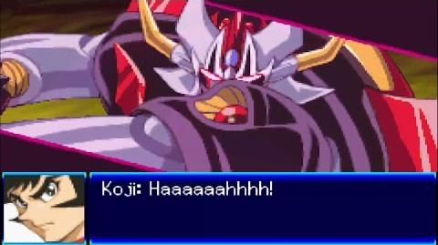 Super Robot Wars J - Mazinkaiser KS All Attacks