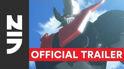 Mazinger Z- INFINITY - Theatrical Trailer