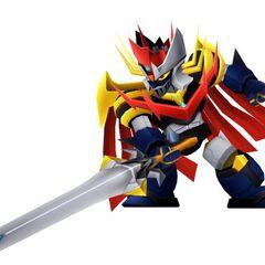 As seen on Super Robot Wars X-Ω