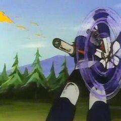 Daisharin Rocket Punch