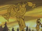 Unnamed Ram-like Mechanical Beast