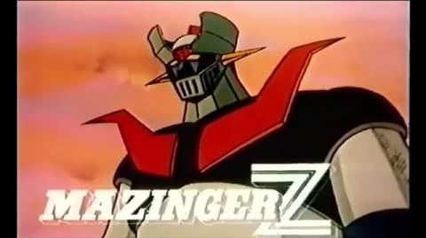 MAZINGER Z (1972-1974) Intro en español