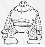 Robot boss (skl)