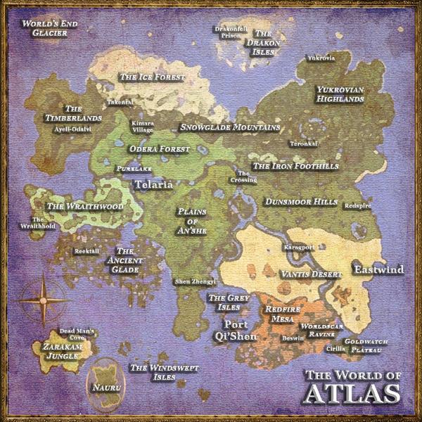 ATLASv4 WIP