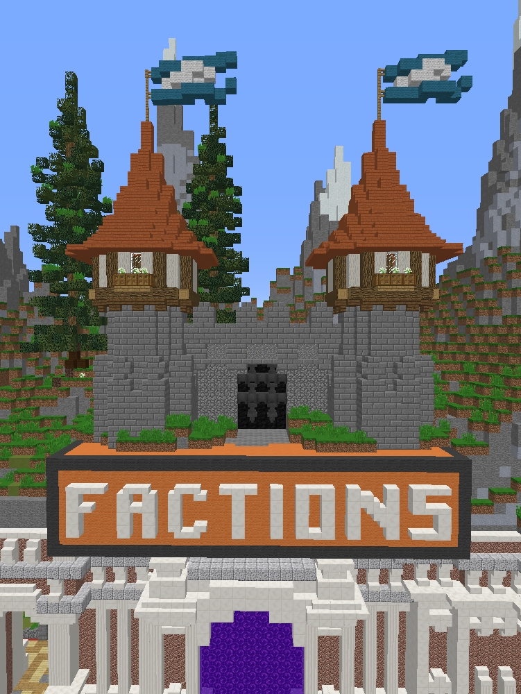 Factions | MCCentral Wiki | FANDOM powered by Wikia