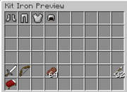 Kit Iron Duels