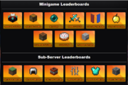 Leaderboards March 2019