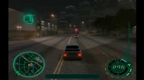 Midnight Club 2 Moses
