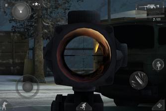 Intercept-l200 snping acog scope